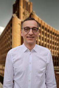 Dr. med. Hans-Georg Liesaus